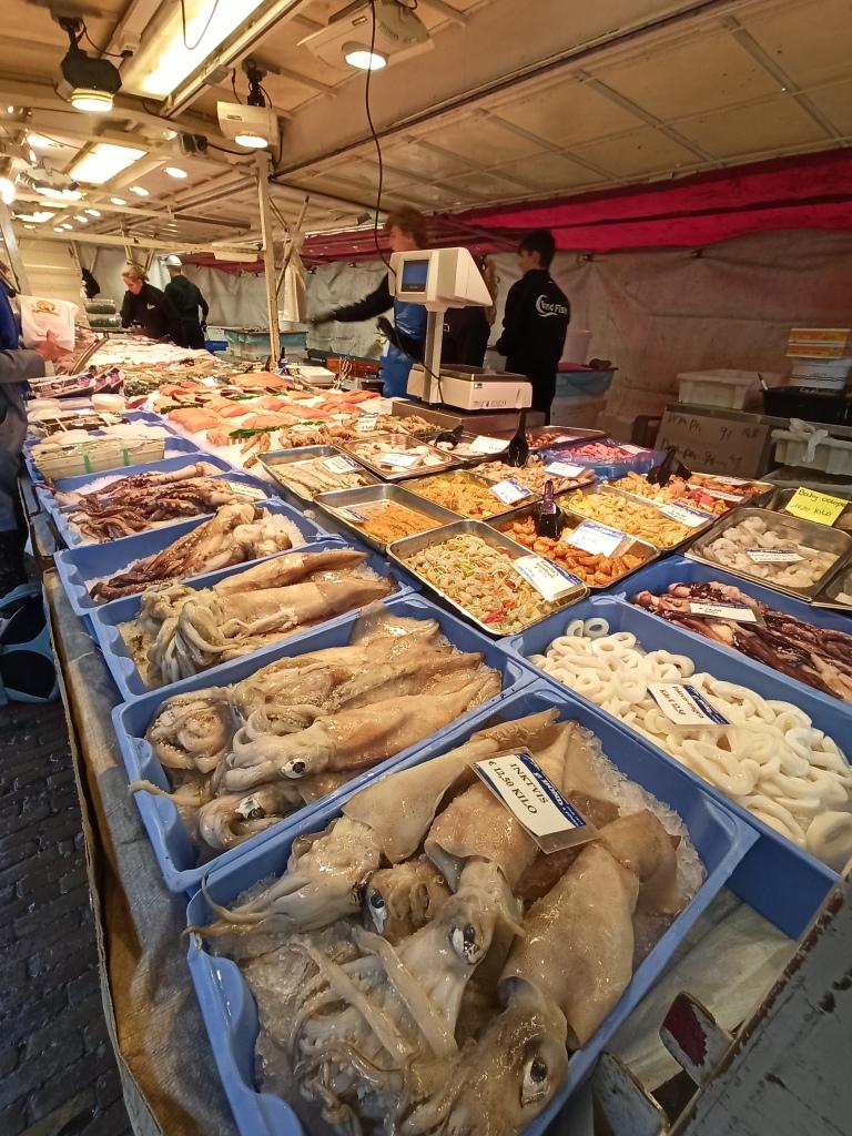 Amsterdam Seafood Market