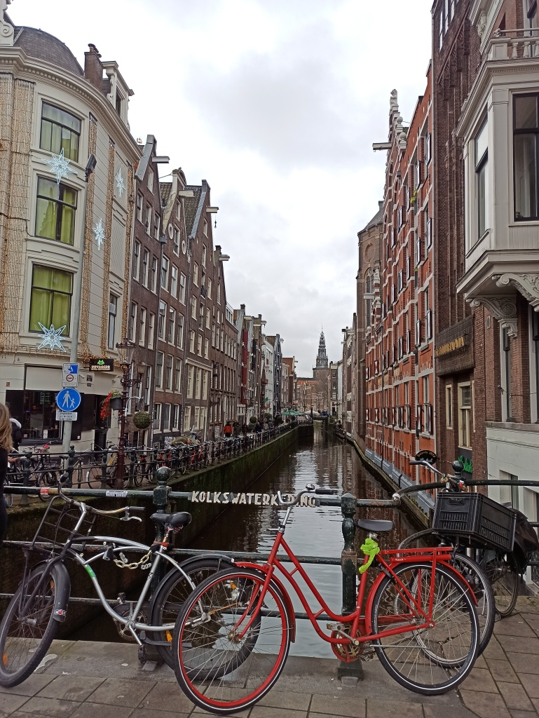 amsterdam Canal View