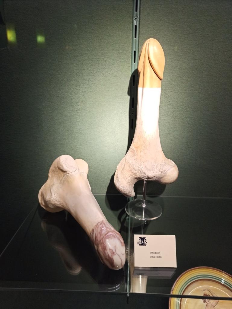 Ivory Dildo